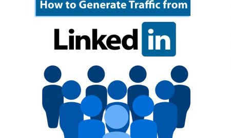 How to Generate Traffic from Linkedin