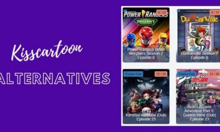 kisscartoon alternatives sites