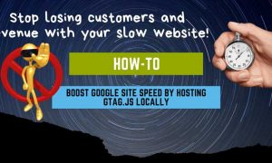 google site speed