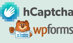 hCaptcha in WPForms
